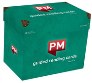 PM Green Guided Reading Cards Level 12-14 X 20 with USB - 9780170403306
