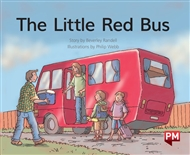 The Little Red Bus - 9780170403405