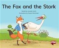 The Fox and the Stork - 9780170403566