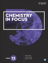 Chemistry in Focus Year 12 Student Book with 4 Access Codes - 9780170408998