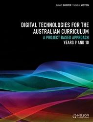 Digital Technologies for the Australian Curriculum 9&10 Workbook - 9780170411820