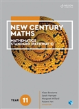 New Century Maths 11 Mathematics Standard (Pathway 2) Student Book with 4 Access Codes