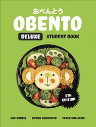 Obento Deluxe Student Book with 1 Access Code for 26 Months - 9780170413961