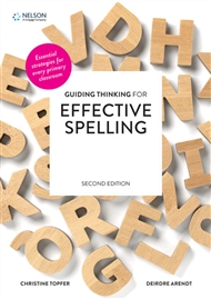 Guiding Thinking for Effective Spelling - 9780170414197