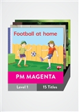 PM Magenta Guided Readers Level 1 Pack x 15