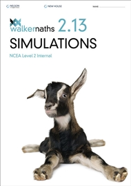 Walker Maths 2.13 Simulations - 9780170415996