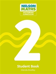 Nelson Maths: Victorian Curriculum Student Book 2 - 9780170416726