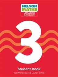 Nelson Maths: Victorian Curriculum Student Book 3 - 9780170416733