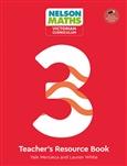 Nelson Maths: Victorian Curriculum 3 Teacher Resource Book + USB