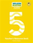 Nelson Maths: Victorian Curriculum 5 Teacher Resource Book + USB