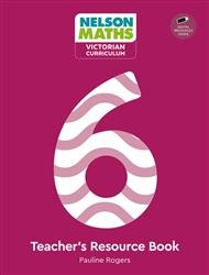 Nelson Maths: Victorian Curriculum 6 Teacher Resource Book +