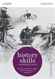 History Skills for Senior NCEA - 9780170418393