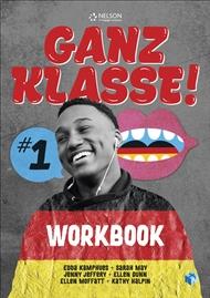 Ganz Klasse! 1 Workbook - 9780170419543