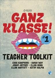 Ganz Klasse! 1 Teacher Toolkit - 9780170419550