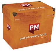PM Orange Guided Reading Cards Level 15-16 X 20 with USB - 9780170420501