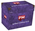 PM Purple Guided Reading Cards Level 19-20 X 20 with USB