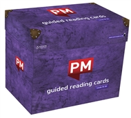 PM Purple Guided Reading Cards Level 19-20 X 20 with USB - 9780170421386