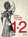 Nelson English for QCE Units 1 & 2 Student Book with 4 Access Codes