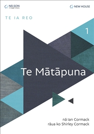 Te Matapuna: Textbook - 9780170425292