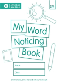 My Word Noticing Book 3/4 - 9780170438186