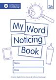 My Word Noticing Book 5/6