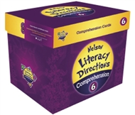 Nelson Literacy Directions Comprehension Cards Kit 6 USB - 9780170439299