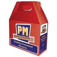 PM Benchmark Reading Assessment Resource 1 with USB - 9780170439312