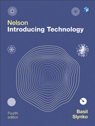 Nelson Introducing Technology Student Book with 1 26 Month Access Code - 9780170439398