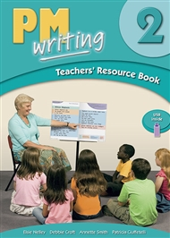 PM Writing 2 Teachers' Resource Book with USB - 9780170439961