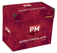 PM Ruby Guided Reading Cards Level 27-28 X10 with USB - 9780170441049