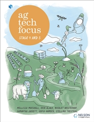 Ag Tech Focus Student Book with 1 access code for 26 months - 9780170443111