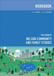 Community and Family Studies Preliminary Workbook with 1 x 26 Month Access Code - 9780170443180