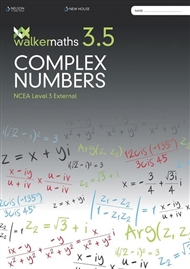 Walker Maths 3.5 Complex Numbers Workbook - 9780170447058