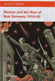 Access to History: Weimar & the Rise of Nazi Germany 1918-33 - 9780340888957