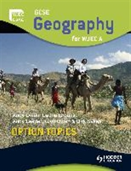 GCSE Geography for WJEC A Option Topics - 9780340983751